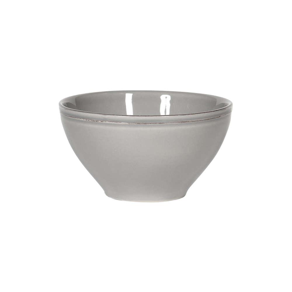 cote table bowl campagne light grey 50cl muslischale