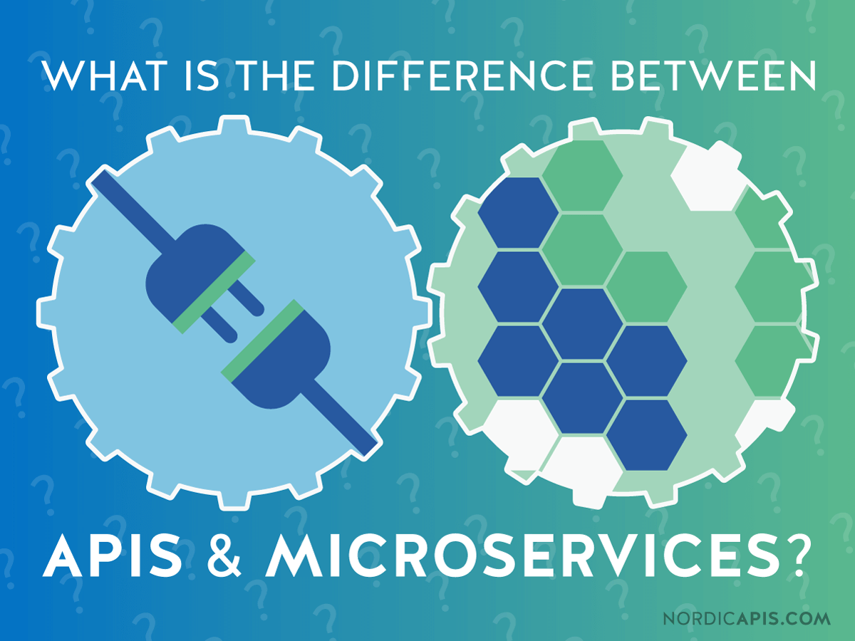 What Is The Difference Between APIs and Microservices