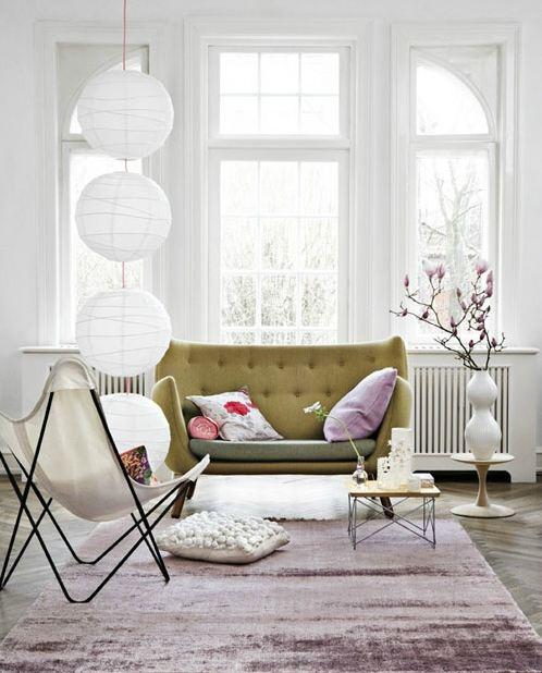 A Little Pink A Little Yellow Nordic Bliss