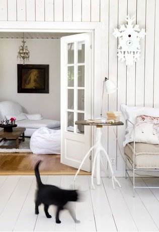 Scandinavian country chic  Nordic Bliss