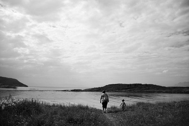 Silsand beach
