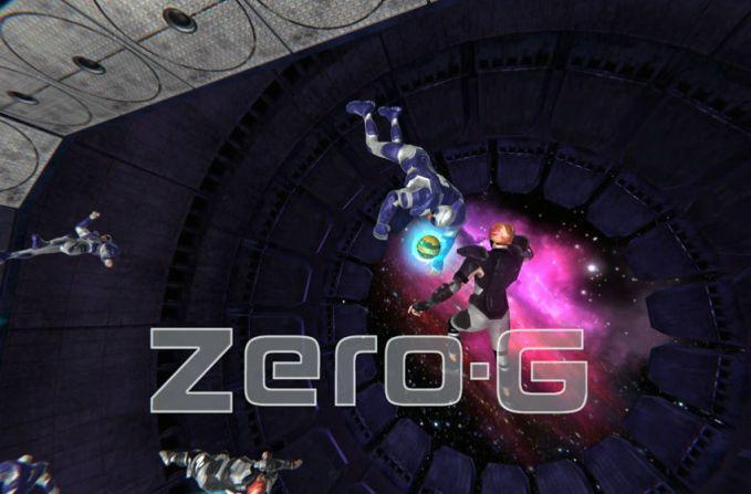Zero-G by Søren Trautner Madsen