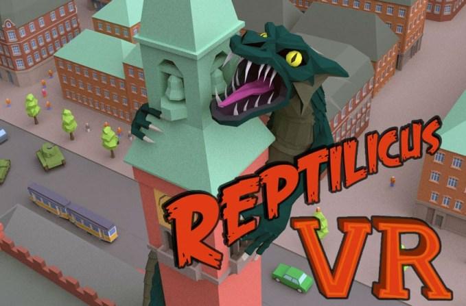 Reptilicus VR
