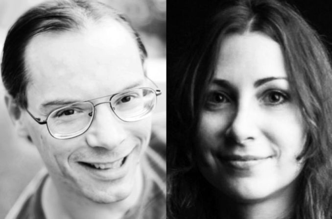 Tim Sweeney, Celia Hodent - Epic Games
