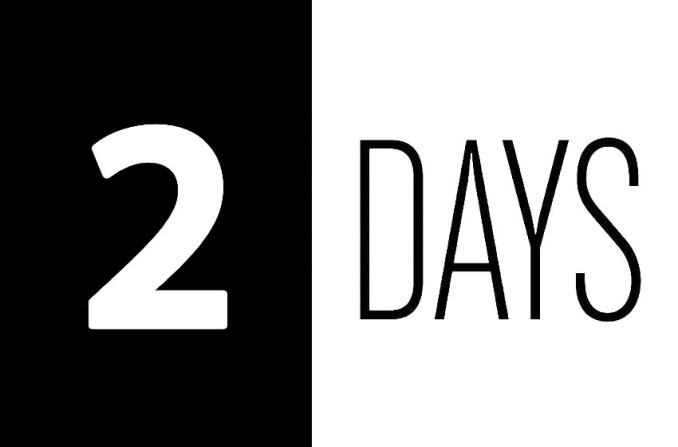 NG17 Early Bird Countdown – 2 days