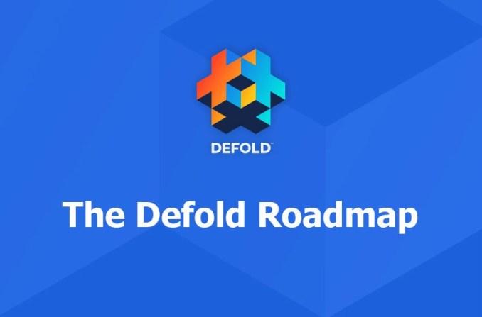 Defold roadmap