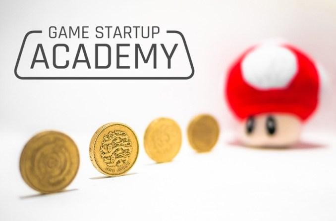Game Startup Academy