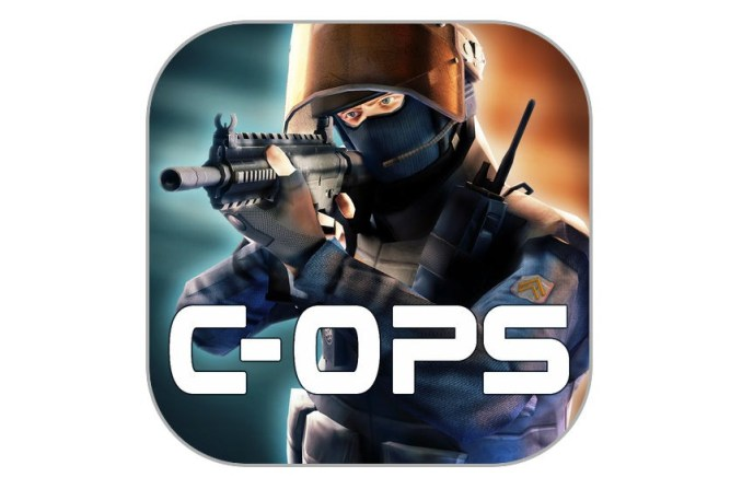 Critical Force FPS Critical Ops