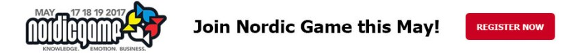 Join Nordic Game this May!