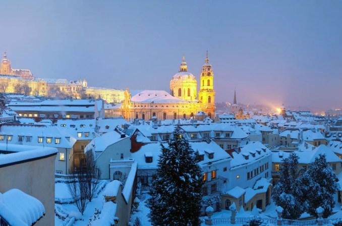 White Nights 2017, Prague