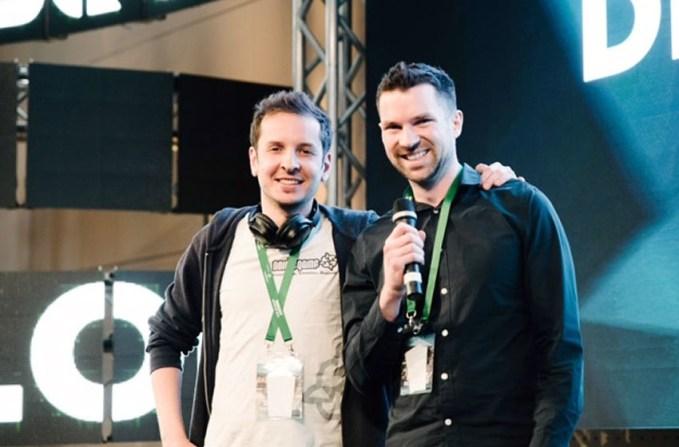 Mark Backler, Sketchbook Games with Teddy Florea, Nordic Game