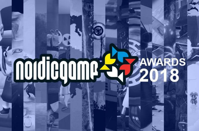 2018 Nordic Game Awards nominees