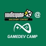 NGDC back to Game Dev Camp