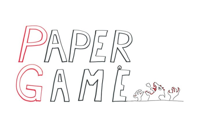 Paper Game