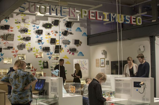 Finnish Museum of Games
