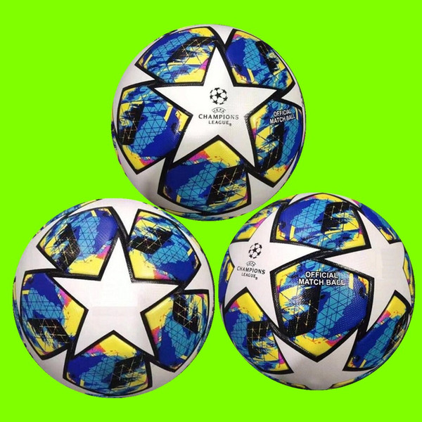 19 20 UEFA Europa Champions League soccer ball 2020 CONEXT ...