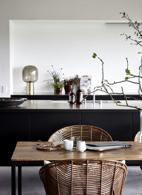 Nordic Home Cetera Living With Nature House