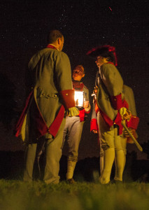 "Nothing says ""intrigue"" like soldiers holding a lantern. (Play, Ondra Pěnička)"
