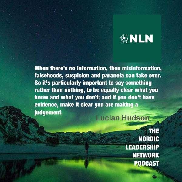 Ep. 17 – Lucian Hudson Part 2/2 – Crisis Communications