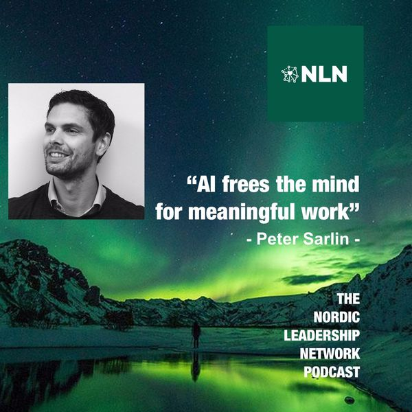 Ep.30 – Peter Sarlin – AI for people