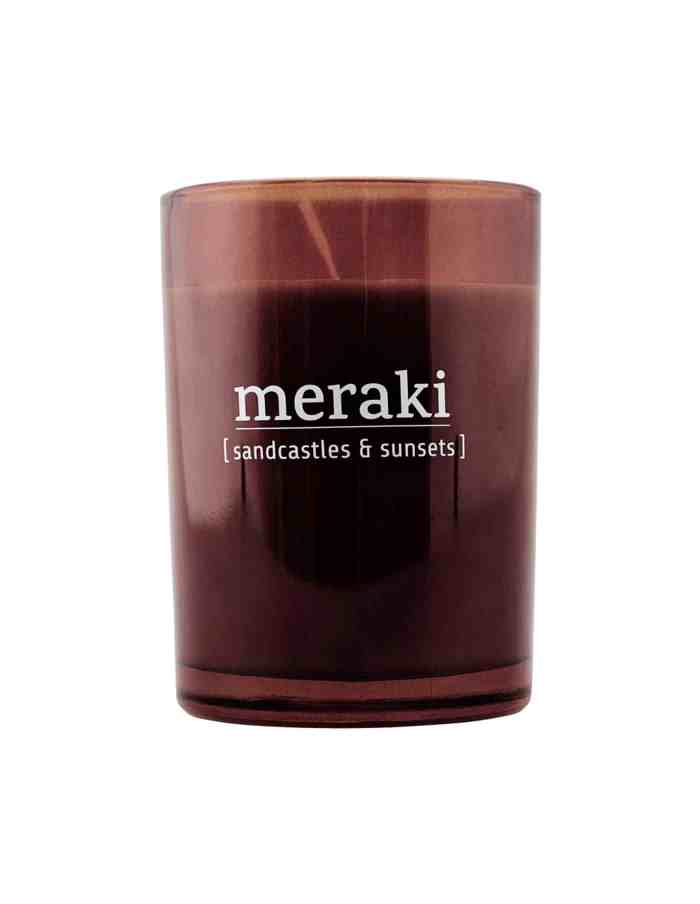 Meraki Scented Candle, Sandcastles & Sunsets