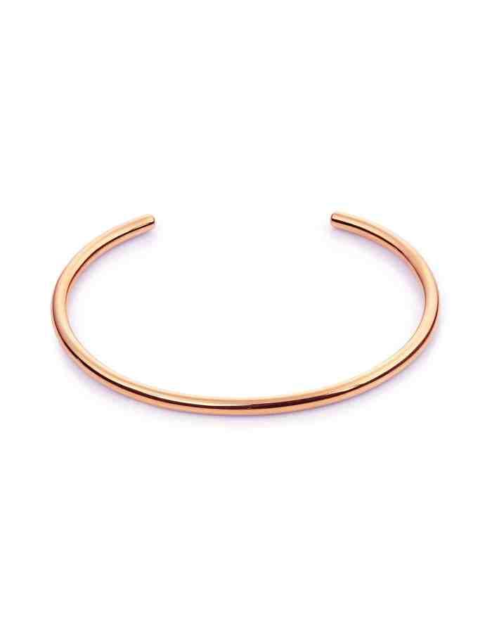 Rose Gold Cuff Bangle