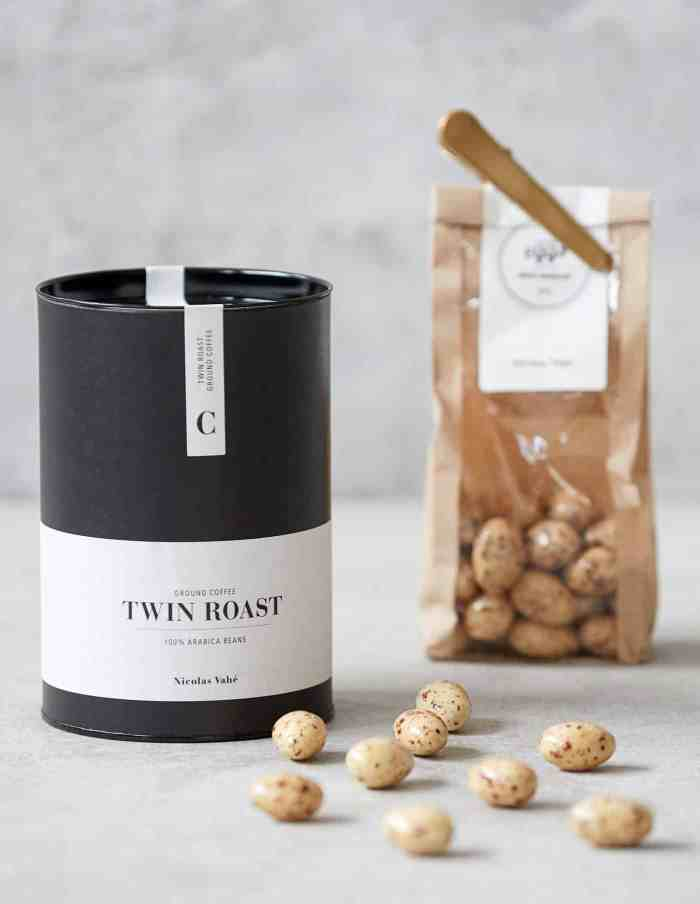 Nicolas Vahé Ground Coffee, Twin Roast