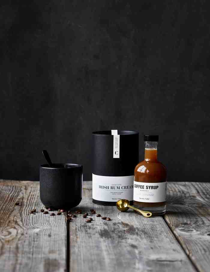 Irish Rum Ground Coffee, Nicolas Vahé