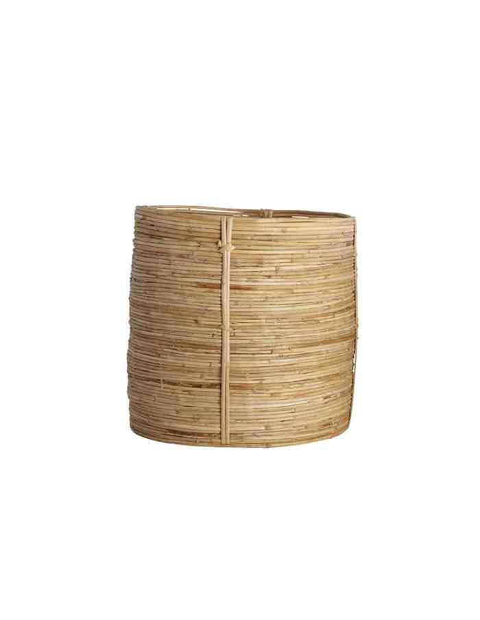 Large Bamboo Basket, House Doctor