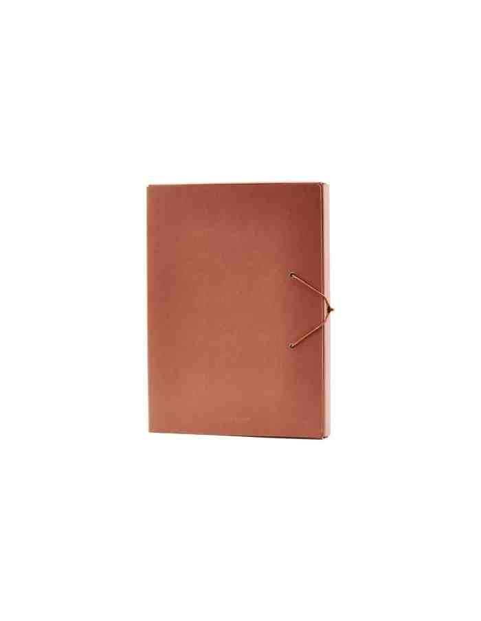 Cognac Document Folder, Monograph