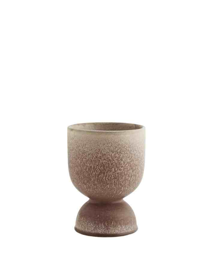 Pink Ceramic Plant Pot, Madam Stoltz