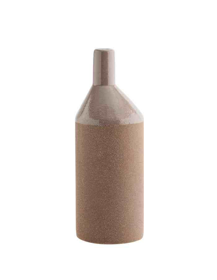 Dusty Rose Ceramic Vase, Madam Stoltz