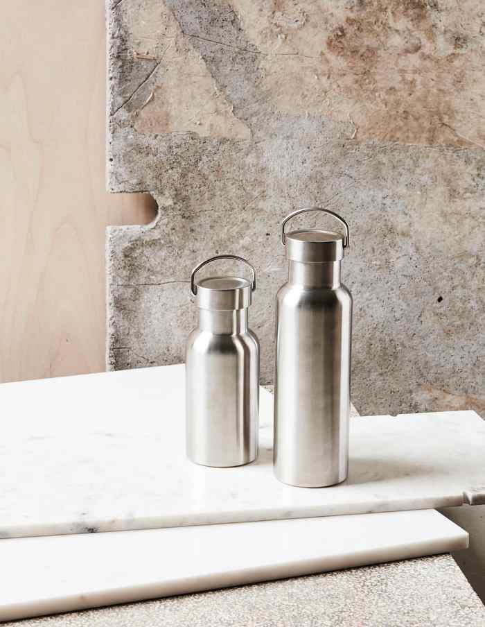 Stainless Steel Thermos Flask, Nicolas Vahé