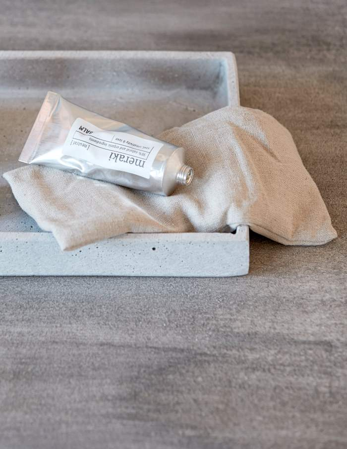 Cotton Therapy Eye Pillow
