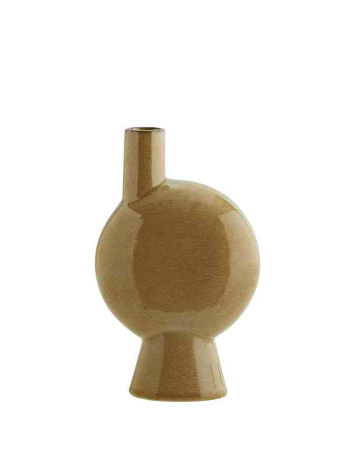 Abstract Ceramic Bud Vase, Madam Stoltz