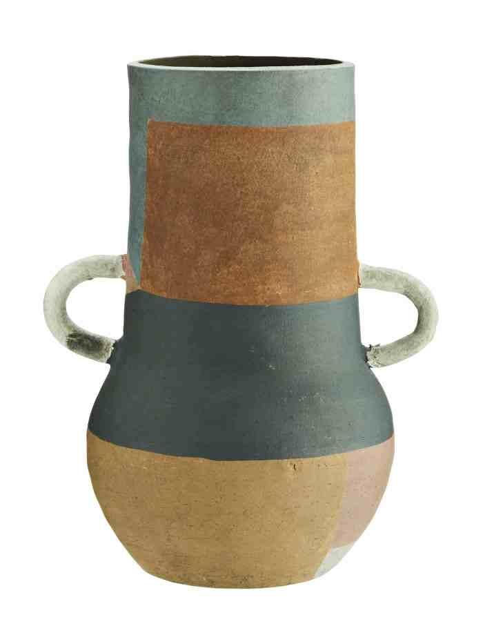 Playful Terracotta Bouquet Vase, Madam Stoltz