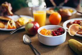 petit déjeuner complet