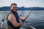 Marcus Hoping for Halibut
