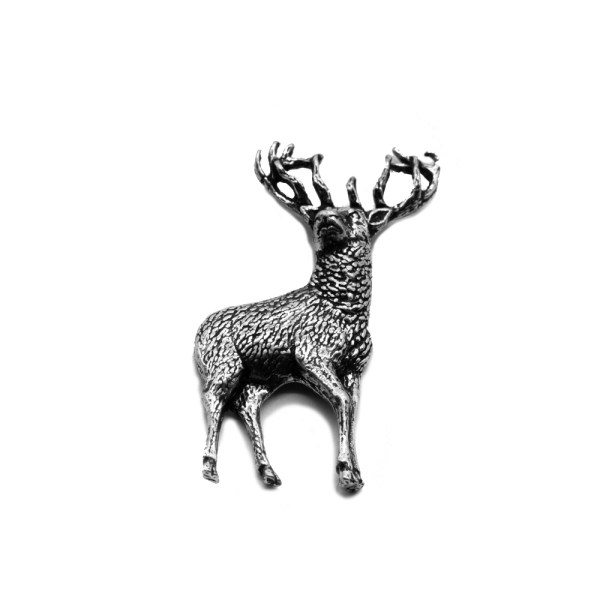 red stag pins