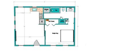 Floorplan E2
