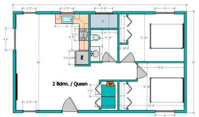 Floorplan E3