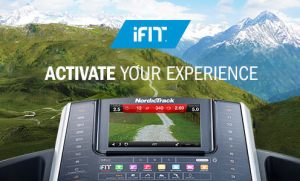 nordictrack treadmills with ifit