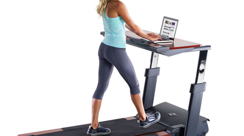 nordictrack treadmill desk vs platinum