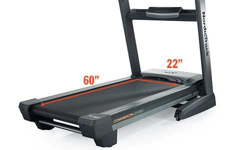 nordictrack 1750 vs 1750 treadmill comparison