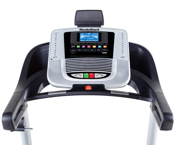 nordctrack 630 treadmill console