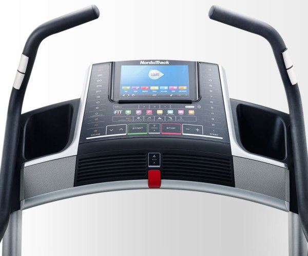 nordictrack X9i console