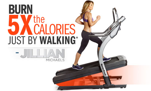 nordictrack x7i incline trainer calories