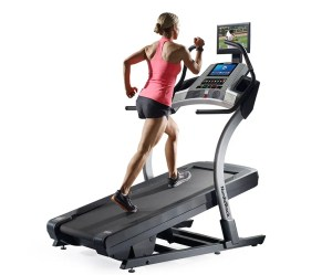 x15i incline trainer treadmill