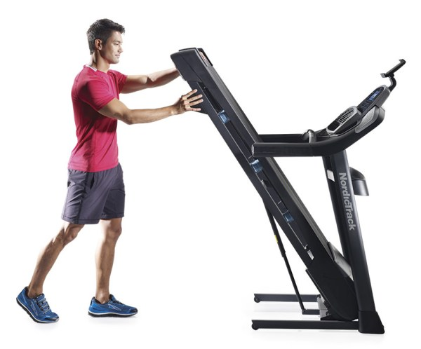nordictrack 970 folding treadmill