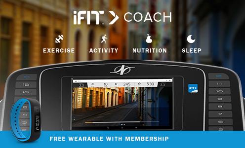 nordictrack x7 treadmill ifit coach